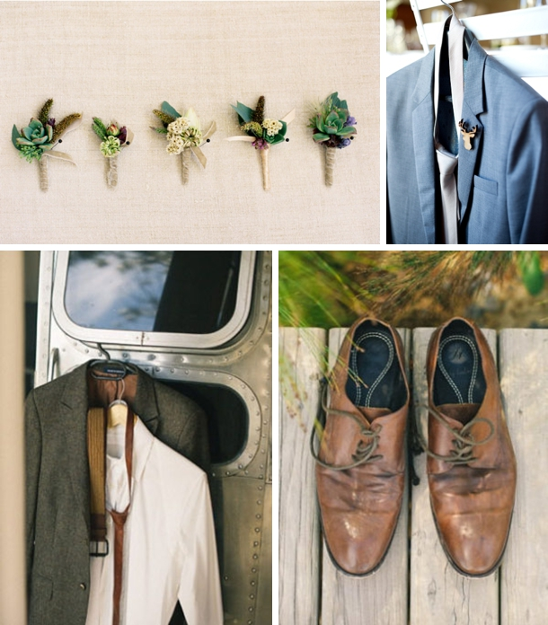 A Bride Abroad #9: The Grooms Look | SouthBound Bride