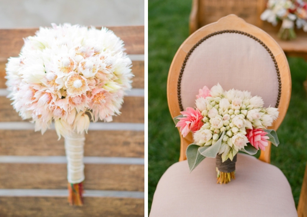 Wedding Flowers: Blushing Brides | SouthBound Bride