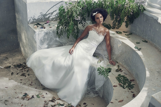 Elbeth Gillis 2013 Collection | SouthBound Bride