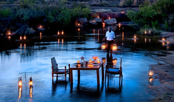 Honeymoon Inspiration: Top 10 Super Romantic Tables for Two | SouthBound Bride