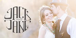 SBB - Jack and Jane - Banner