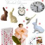 Create an Alice in Wonderland Bridal Shower