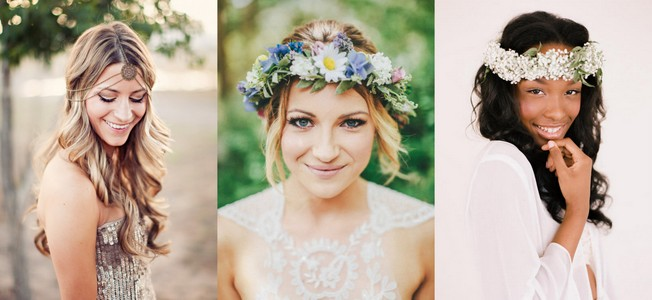 Hair Inspiration: The Boho Bride | SouthBound Bride