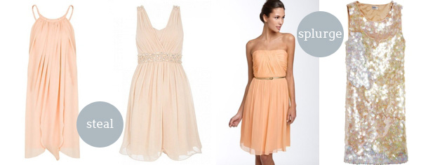 Key Colours for Bridesmaid Dresses | SouthBound Bride