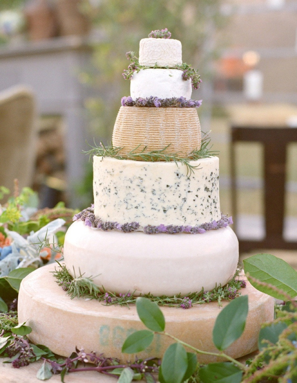 How to Style a Cheese Wedding Cake | SouthBound Bride