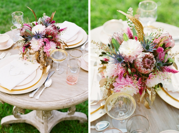 New Ways with Proteas {Centrepieces} | SouthBound Bride
