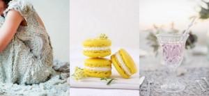Grayed Jade, Lemon Zest & African Violet-F