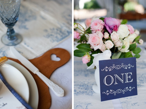 How to Create a Toile & Rose Wedding | SouthBound Bride