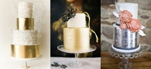 southboundbride-sparkle-metallic-wedding-cakes-F