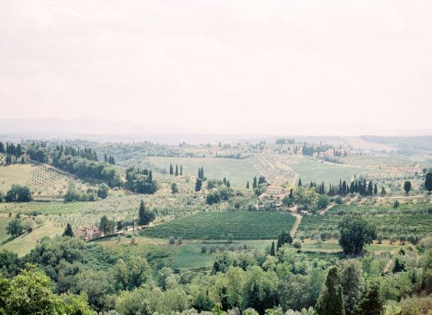Honeymoon Inspiration: Tuscany | SouthBound Bride