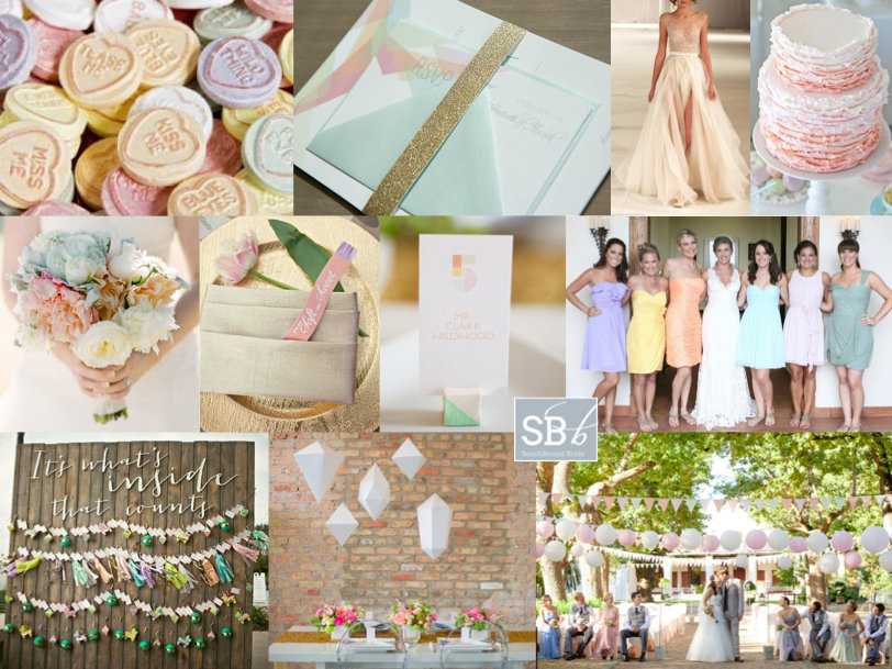Inspiration Board: Love Hearts | SouthBound Bride