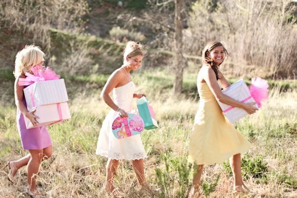 Bridal Showers & Hen Nights: Who Pays? | SouthBound Bride