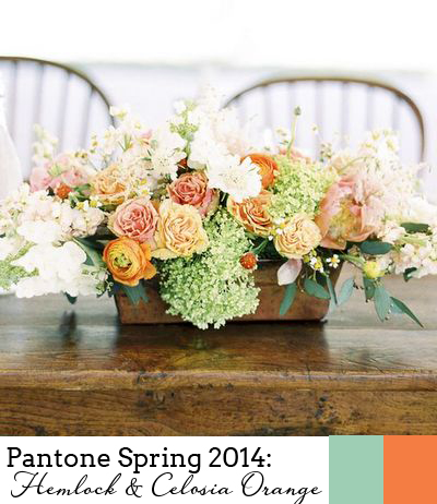 Pantone Spring 2014 Colour Report | SouthBound Bride