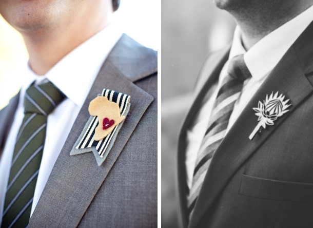 25 Unique Boutonnieres | SouthBound Bride