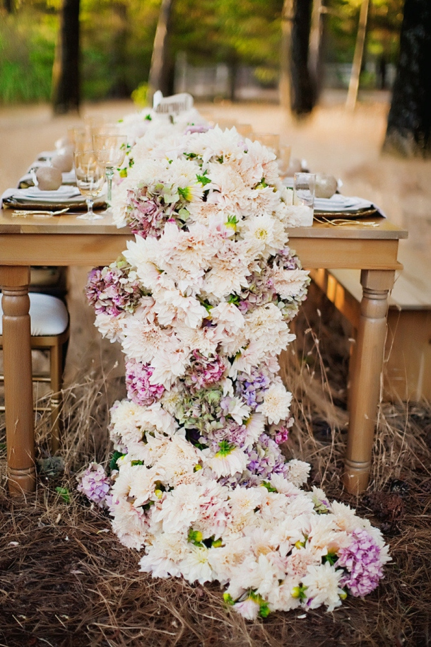 Table Garlands | SouthBound Bride