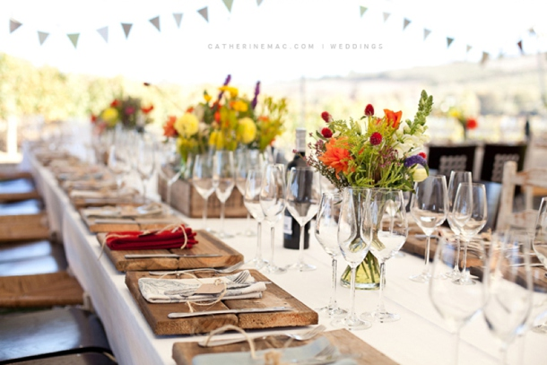 Ten Tables: Rustic {Part 1} | SouthBound Bride
