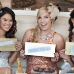 Hen Party Theme: Glitter & Glam