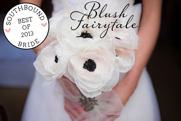 Top 10 Weddings of 2013 {Blush Fairytale} | SouthBound Bride