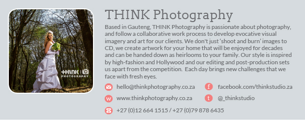 Gauteng Photographers | SouthBound Bride