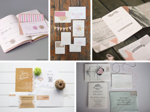 Fairytale Bride #2: The Stationery | SouthBound Bride