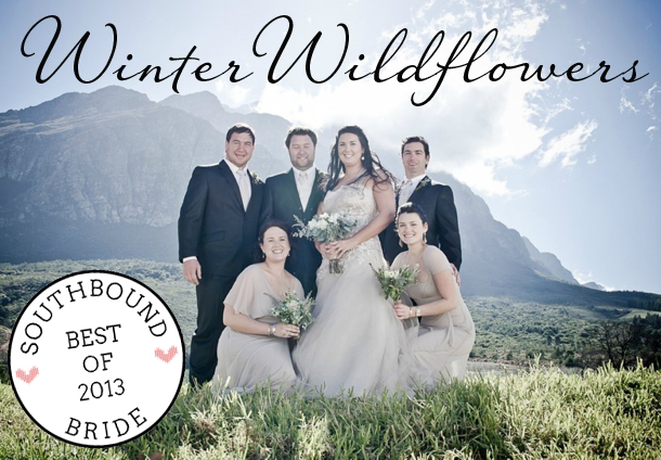 Top 10 Weddings of 2013 {Winter Wildflowers} | SouthBound Bride