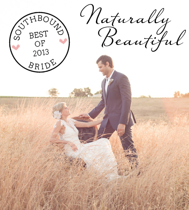 Top 10 Weddings of 2013 {Naturally Beautiful} | SouthBound Bride
