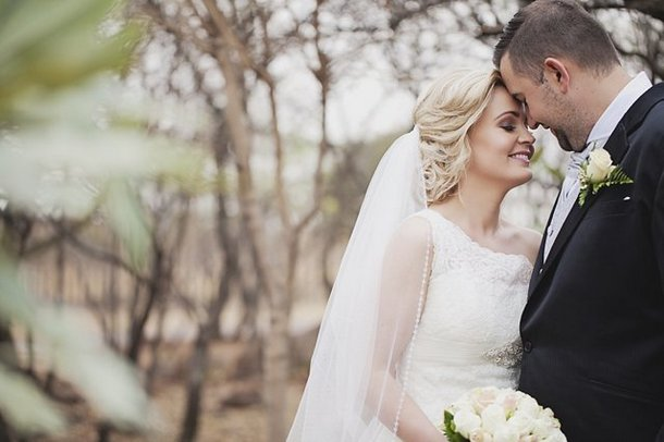 Blush & White Thaba Ya Batswana Wedding by As Sweet As Images {Sasha & Sergio} | SouthBound Bride