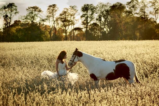 Sareh Nouri White Swan   SouthBound Bride