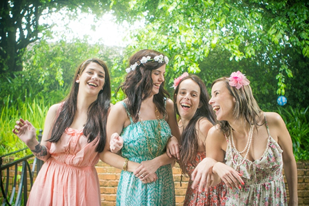 Vintage High Tea Bridal Shower by Megan van Zyl | SouthBound Bride