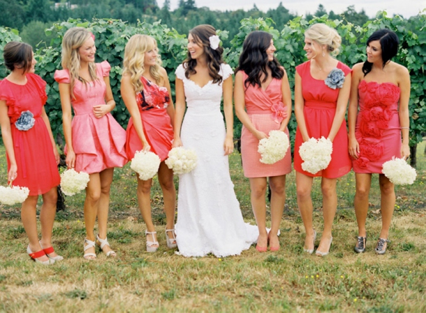 Fairytale Bride #4: The Bridesmaids | SouthBound Bride