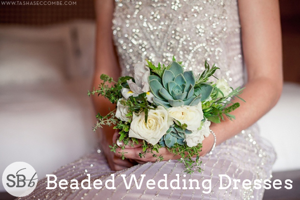 Beaded Wedding Gowns | SouthBound Bride