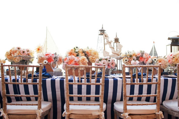 Ten Tables: Beach {Part 1} | SouthBound Bride