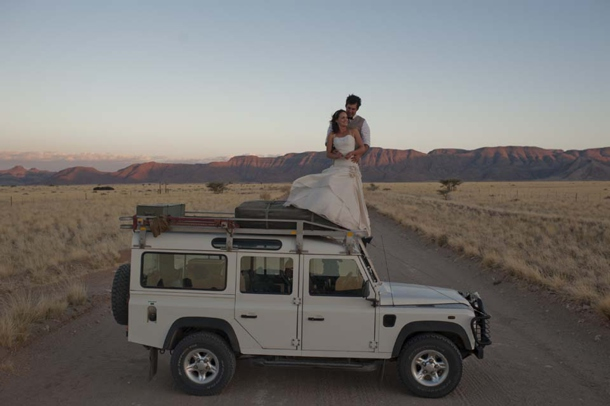Namibian Desert Rustic Wedding by Jules Morgan {Manuela & Graham} | SouthBound Bride