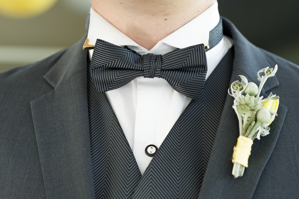 SouthBound Guide: How to Pin a Boutonnière | SouthBound Bride