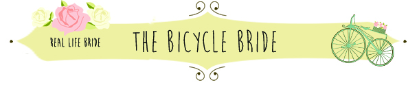 Bicycle Bride #4: The Decor | SouthBound Bride