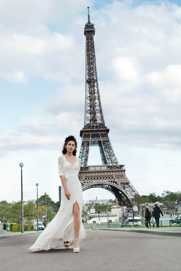 Cymbeline Paris 2014 Collection | SouthBound Bride