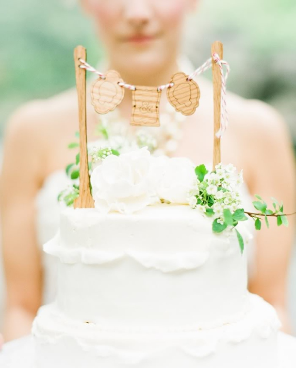 Fairytale Bride #6: Cake & Dessert Table | SouthBound Bride