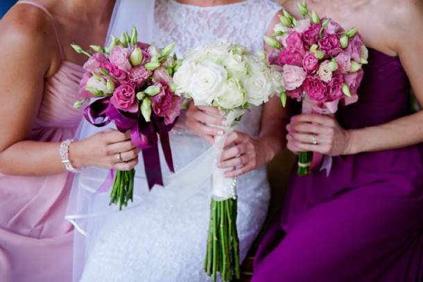 Radiant Orchid In the Vine Wedding by Cheryl McEwan {Kelly & Michael} | SouthBound Bride
