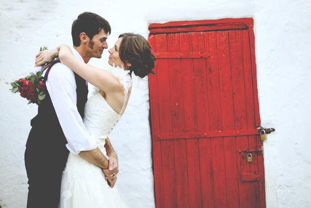Bright & Playful Paternoster Wedding by Justin Davis Photography {Sarah & Gareth} | SouthBound Bride