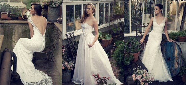 Elbeth Gillis 2014 Collection | SouthBound Bride
