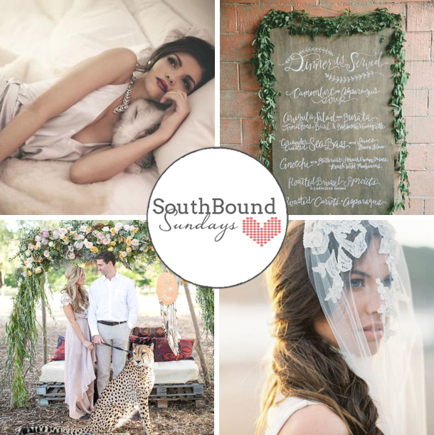 SouthBound Sundays {9 March 2014} | SouthBound Bride