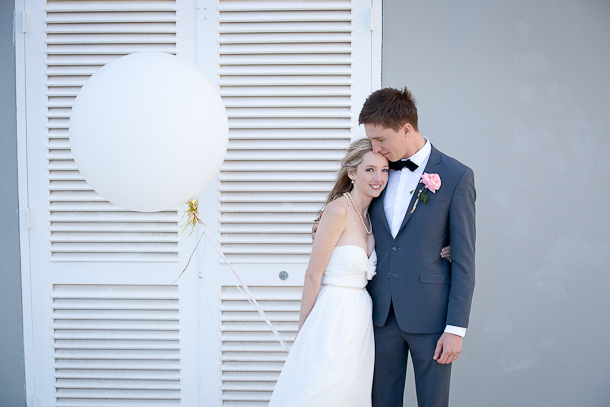 Sweet Summer Pastel South Hill Wedding by Kathryn van Eck {Elena & John} | SouthBound Bride