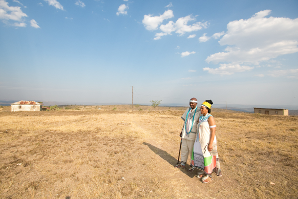 Traditional Xhosa Wedding by Monica Dart {Tembakazi & Mateli} | SouthBound Bride
