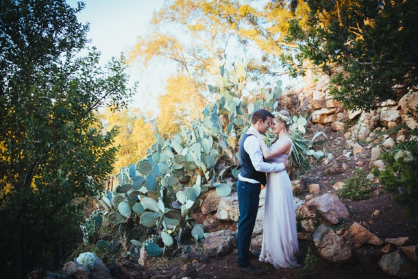 Stylish Intimate Garden Wedding by Lad and Lass Photography {Nandi & Brett} | SouthBound Bride