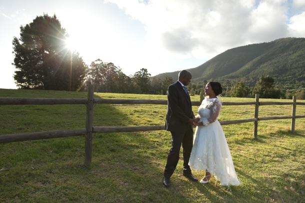 Elegant Periwinkle Kurland Hotel Wedding by Monica Dart {Tembakazi & Mateli} | SouthBound Bride