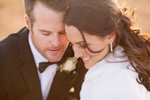 Black Tie Winter Wedding by Fiona Clair {Tamara & Paul} | SouthBound Bride