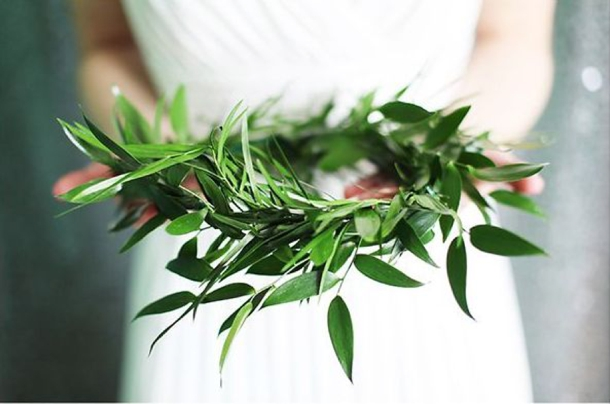 Green Garlands | SouthBound Bride