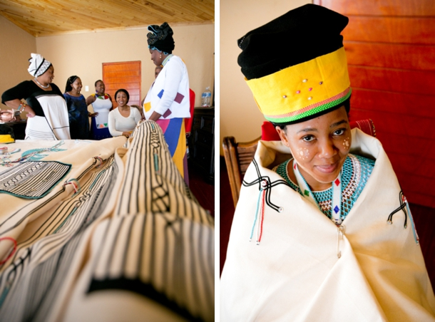 South African Traditional Wedding DressesXhosa Wedding Dresses Traditional