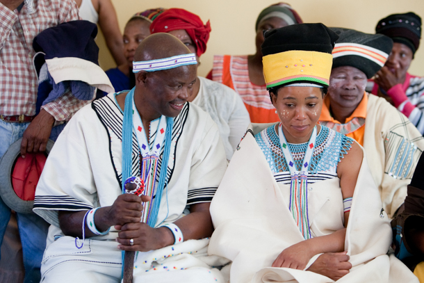 Lovely Monica sent over some background info on this special weddingXhosa Wedding Dresses Traditional