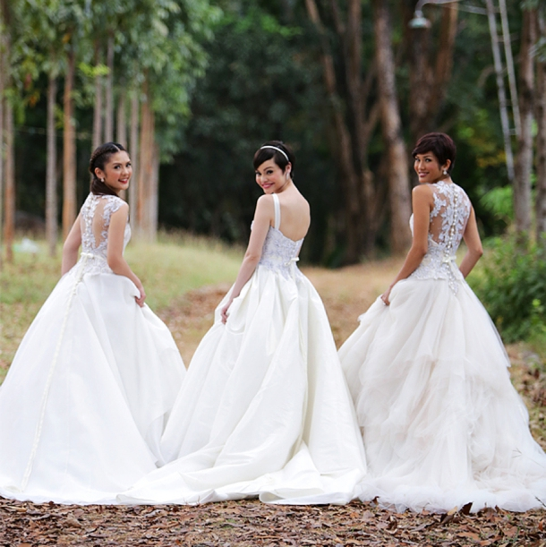 Veluz Reyes RTW 2014 Collection | SouthBound Bride
